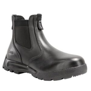 5.11 tactical safety boots 12207 black men's size 10